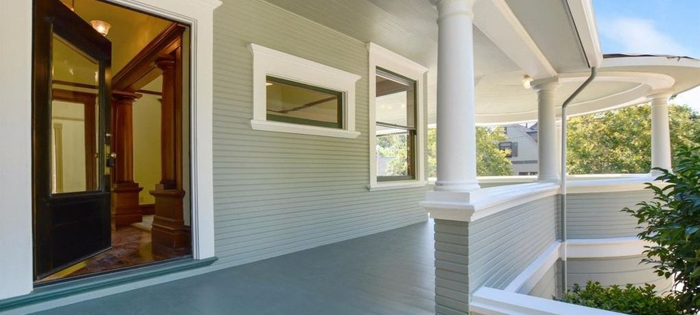 The Heritage and History of the American Porch