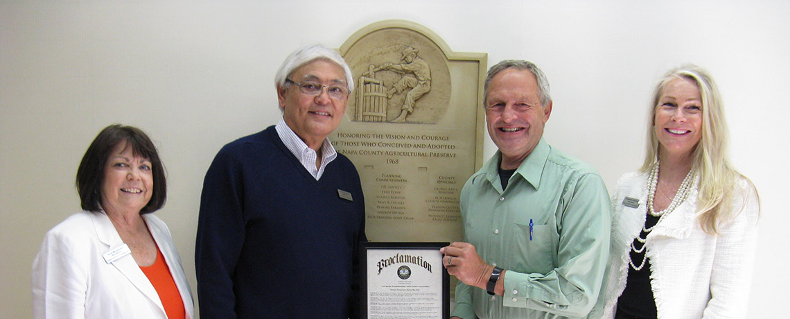 2021 May Proclamation of Historic Preservation Month